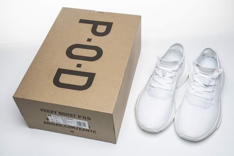 adidas pod s31 boost white b37452 detail image (10)  8f859bfa20