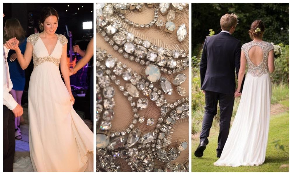 Jenny Packham - Designer Wedding Dress Agency in London | Gowns and ...