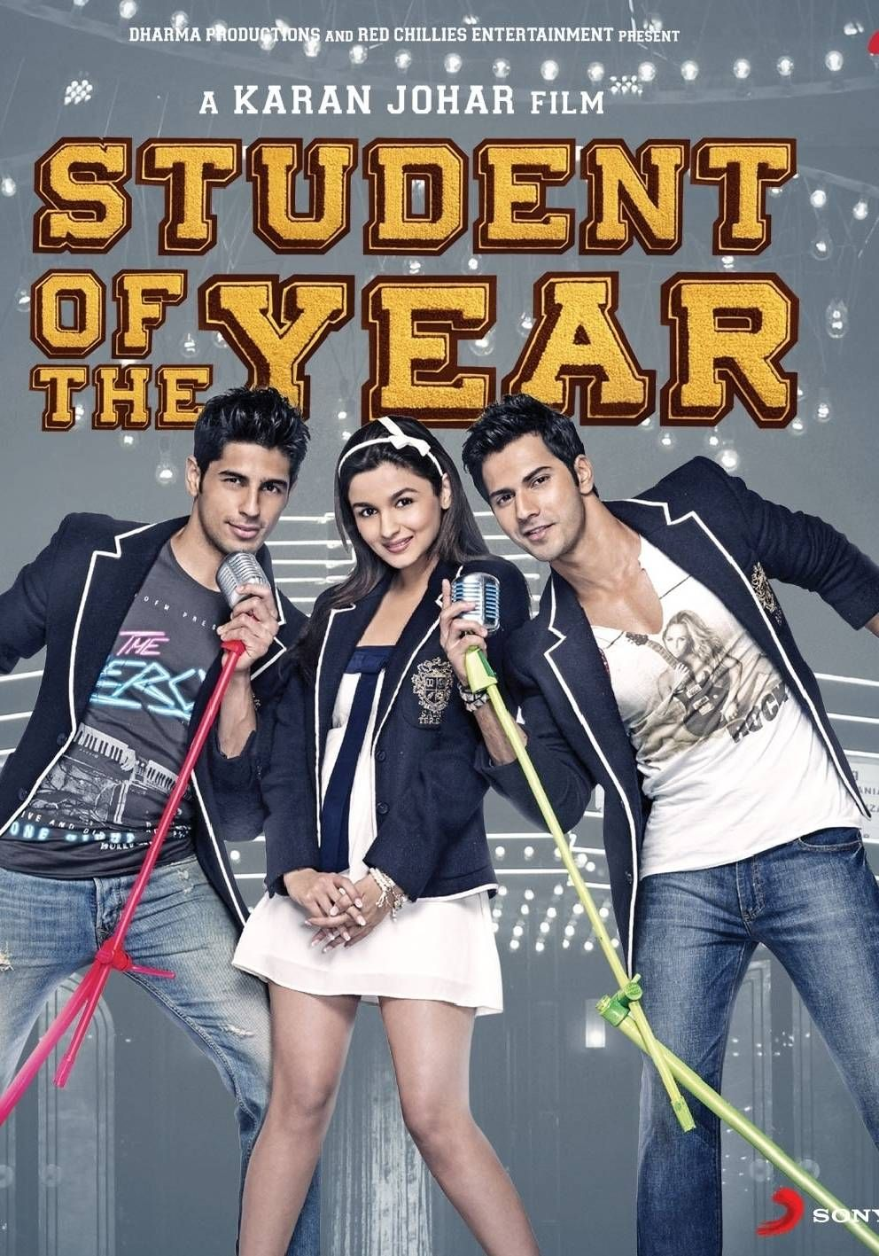 Student of the year student of the year download movies