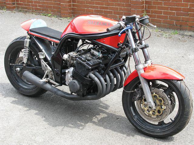 Homemade Suzuki 5008 Motorcycle Misc Bikes Suzuki Motorcycle