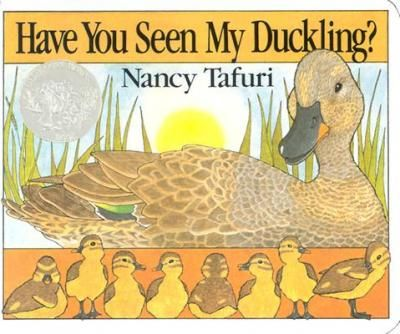 Nancy Tafuri's mother duck needs help to find her mischievous missing duckling in this board book edition of the Caldecott Honor Book. Full color.