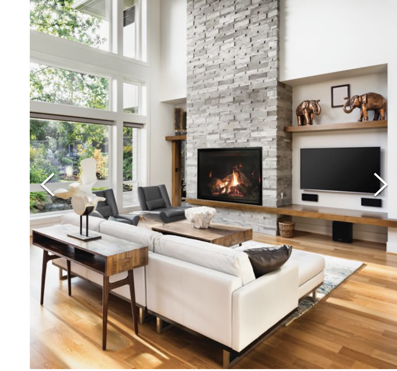 Empire Rushmore Direct Vent Fireplace 50 In 2020 Living