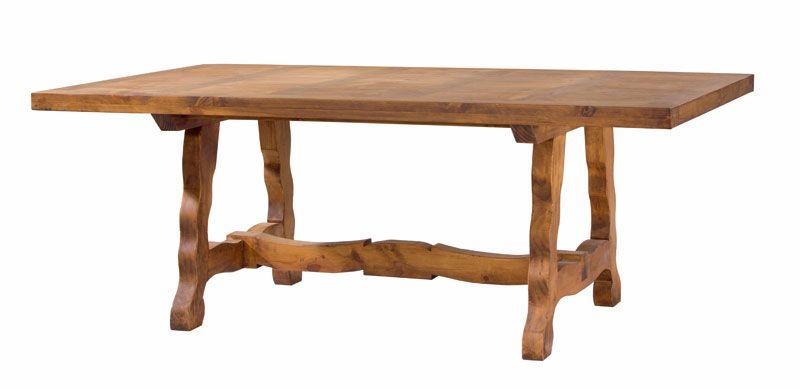 Mesa Comedor Rustica Convento 2 Tamaños mesa rustica estilo convento ...