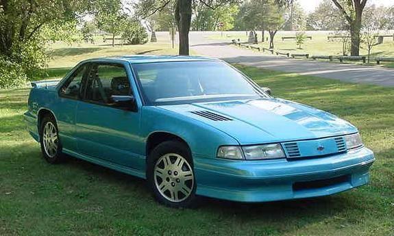 94 Lumina Z34 2dr Chevrolet Lumina Chevy Impala Chevrolet