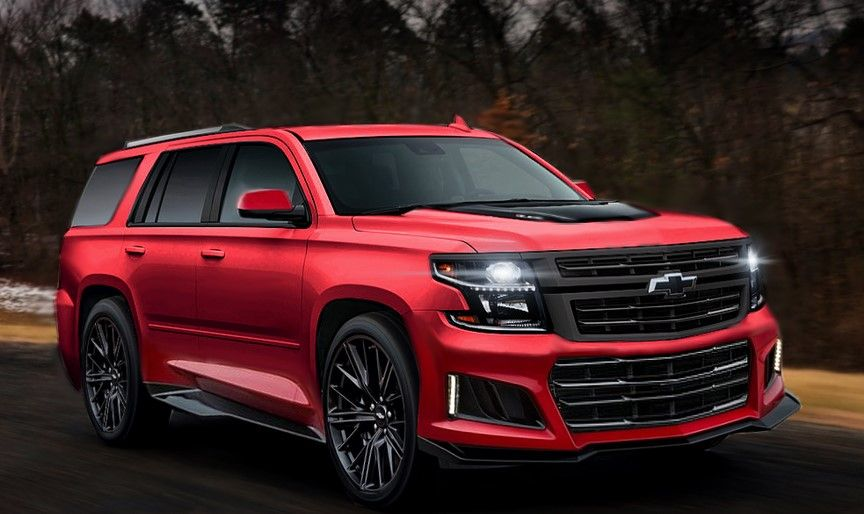 The Upcoming 2020 Tahoe Will Come Out With Big Modifications Get