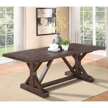 Cade Dining Table Costco Dining Table Decor Dining Room Table