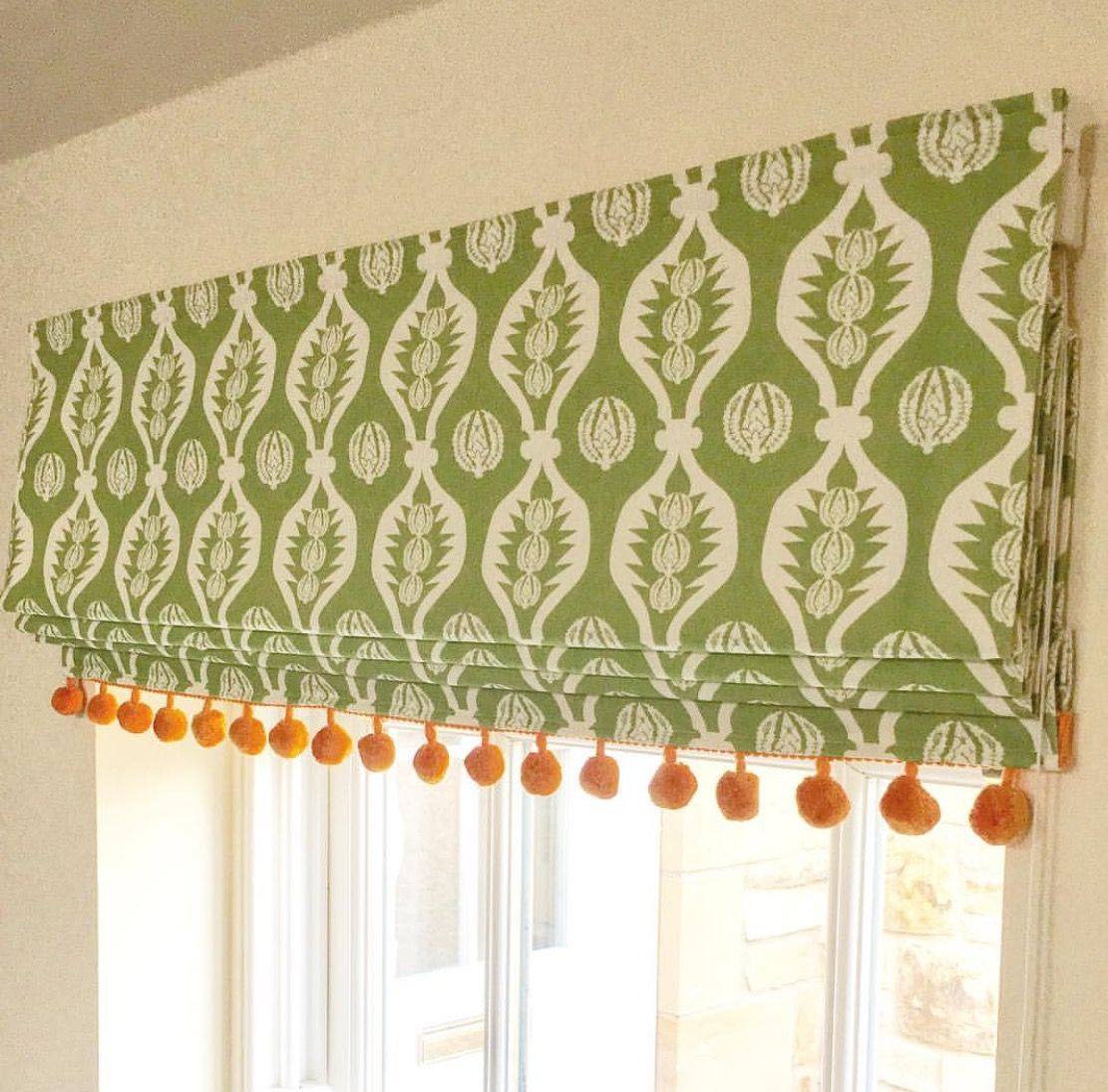 Fabulous Roman Blind from Charlotte Gaisford using Georgie Girl ...
