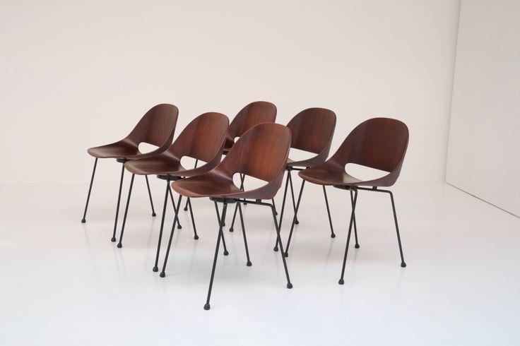 Bulo Sl58 Chair By Leon Stynen Stoelen