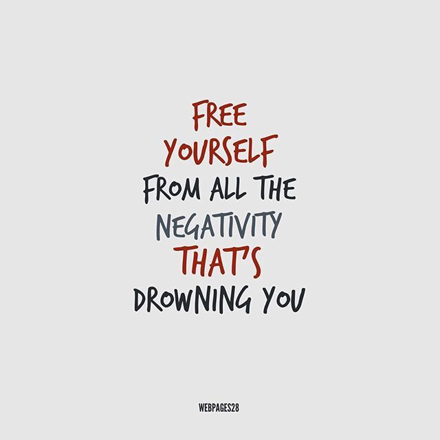 Reposting @webpages28: Free yourself... don't allow
