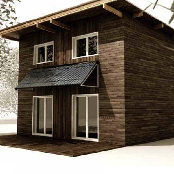 maison en kit bioclimatique