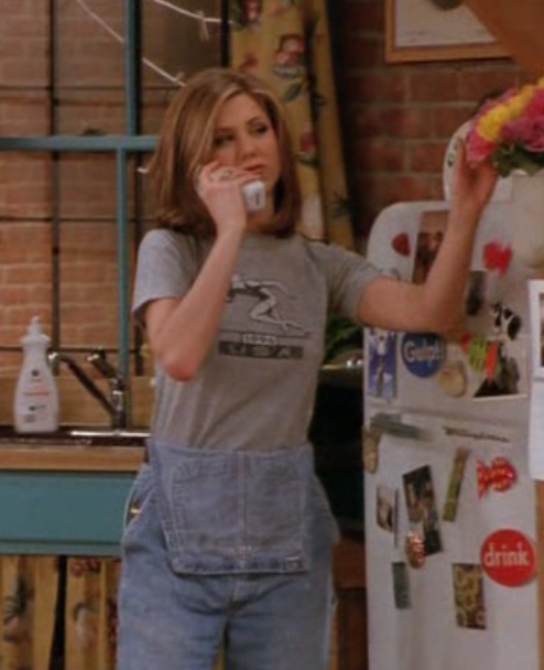 Rachel from Friends #rachelgreenoutfits