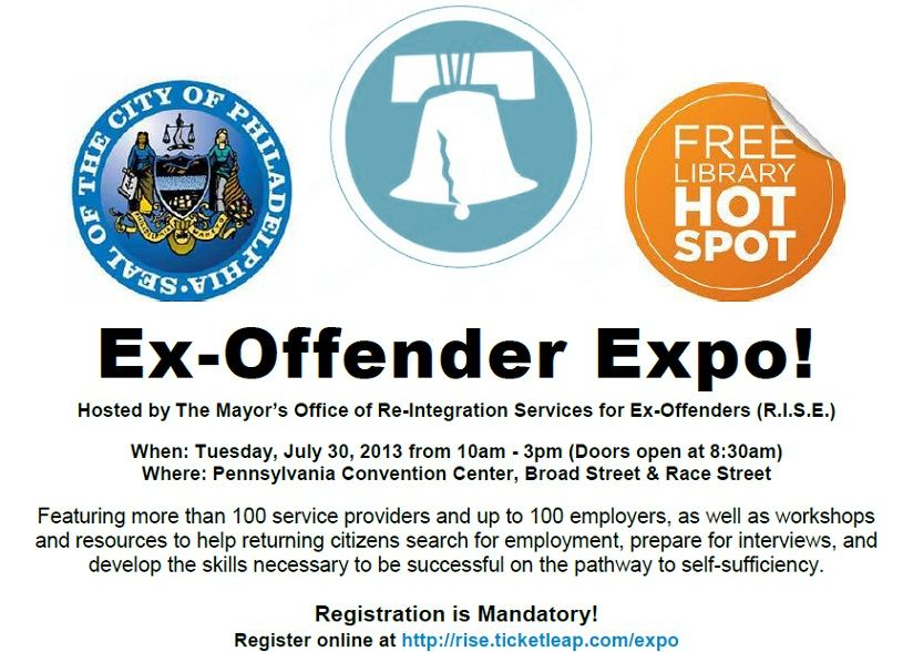 The Mayor's Office of ReIntegration Services for Ex