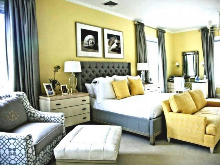 20+ Stunning Bedroom Color Schemes with Multiple Colors images