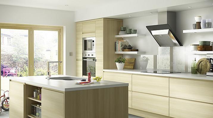 Marletti Oak Style, Kitchen Cabinet Doors & Fronts, Kitchens