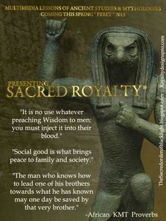 Kemetic Proverbs | Kemetic Proverbs    | Nile Nubian | Black