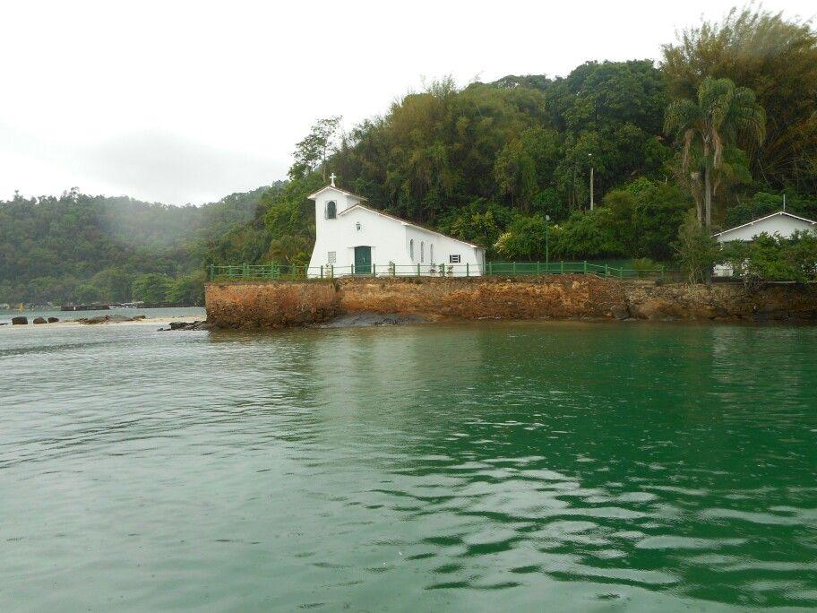 Praia da Piedade Ilha da Gipoia Angra dos Reis