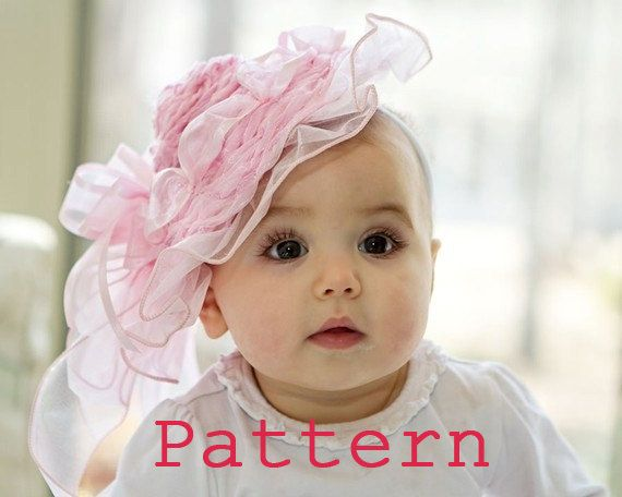 Baby hats pattern baby girl hat diy hat pdf instructions easter hat baby hat girl hat derby hat spring hat by amarmi negle Image collections