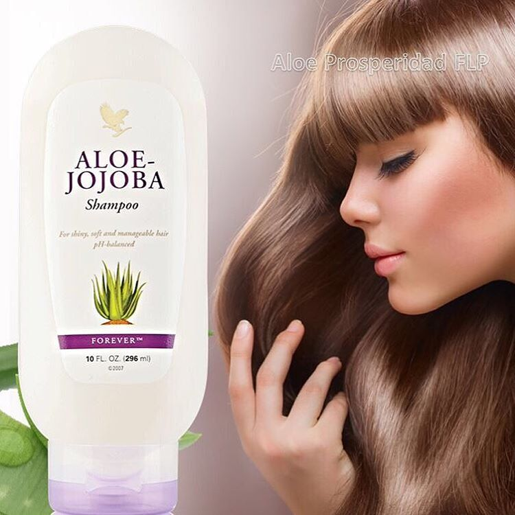 Instagram Photo By Forever Livingفور ايفر ليفنغ Apr 14 2016 At 7 08pm Utc Jojoba Shampoo Forever Living Products Makeup Skin Care