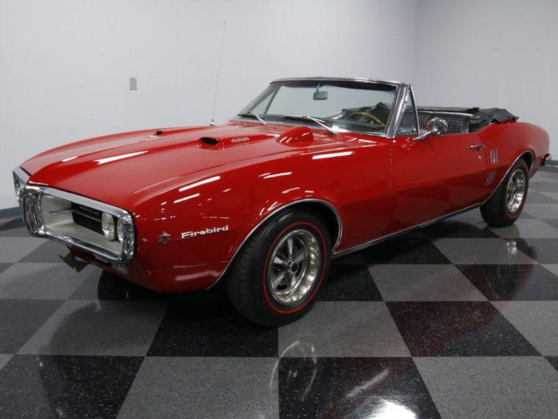 1967 Pontiac Firebird for sale - Concord, NC | OldCarOnline.com ...