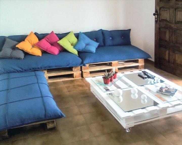 17 Most Creative Ideas To Make Cozy Pallet Corner Sofa Pallet Furniture Recycled Pallet Furniture Pallet Patio Furniture