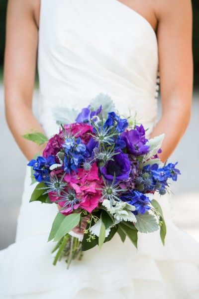 Purple Blue And Pink Bouquet 1 400x