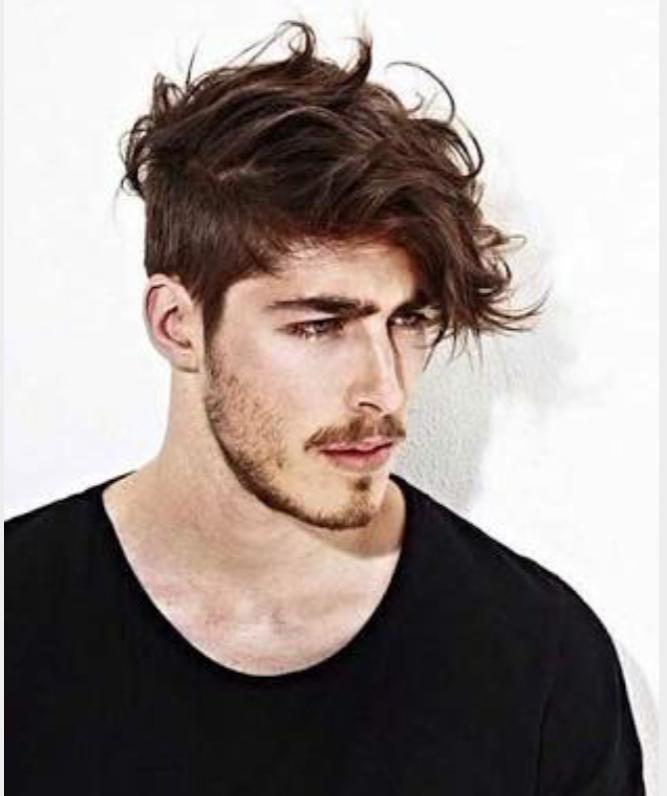 Pin By Marcel John On Qualquer Coisa Long Hair Styles Men Mens Hairstyles Medium Medium Hair Styles