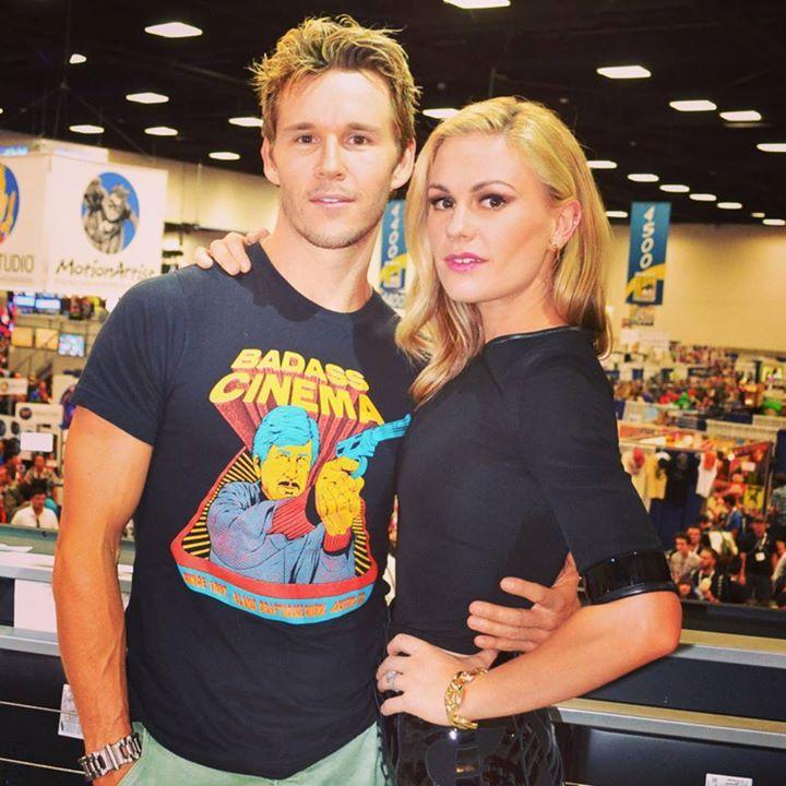 Ryan & Anna at 2013 Comic-Con