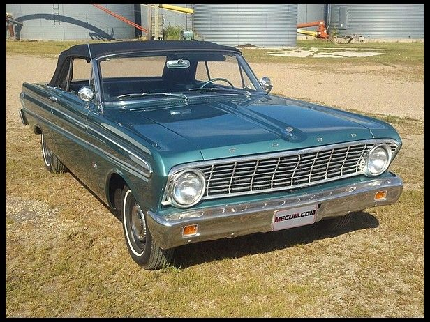 1964 Ford Falcon Mecum Auctions 1964 Ford Falcon Ford Falcon Classic Cars Trucks