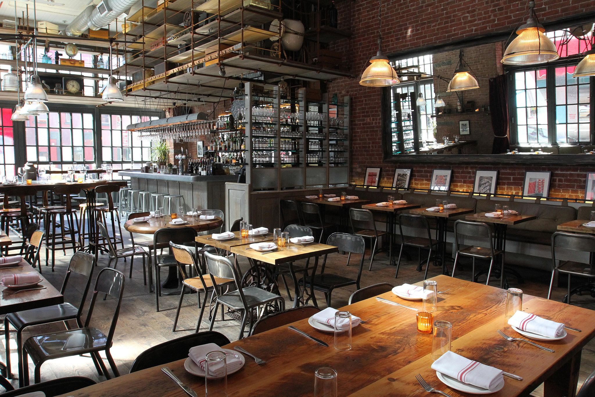 gelso grand comes to little italy italy industrial interiors