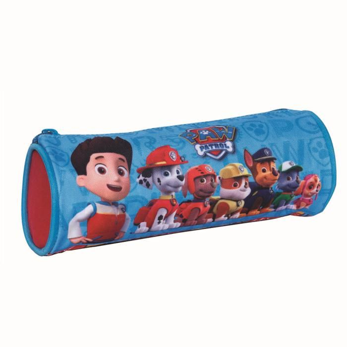 Paw Patrol Round Pencil Case   £2.99