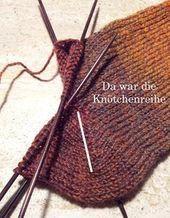 Photo of Das Bärendorf: Socken-Anleitung für Anfänger, Ferse ohne Löcher: – #anfanger…