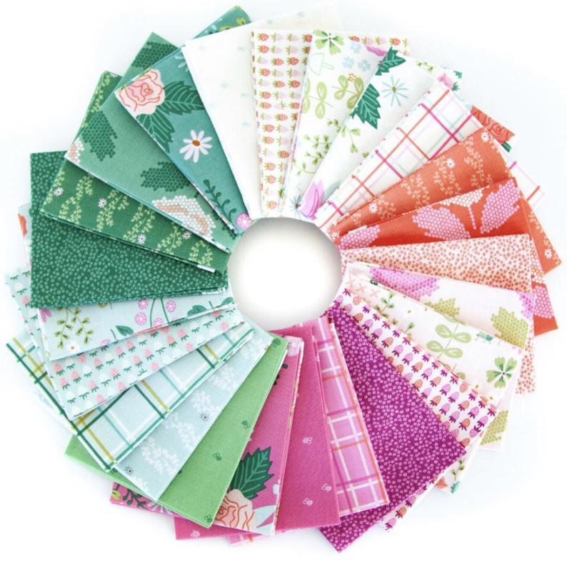 100/% Premium Quilting Cotton Riley Blake Designs Designer Fabric fat quarter half yard full yard