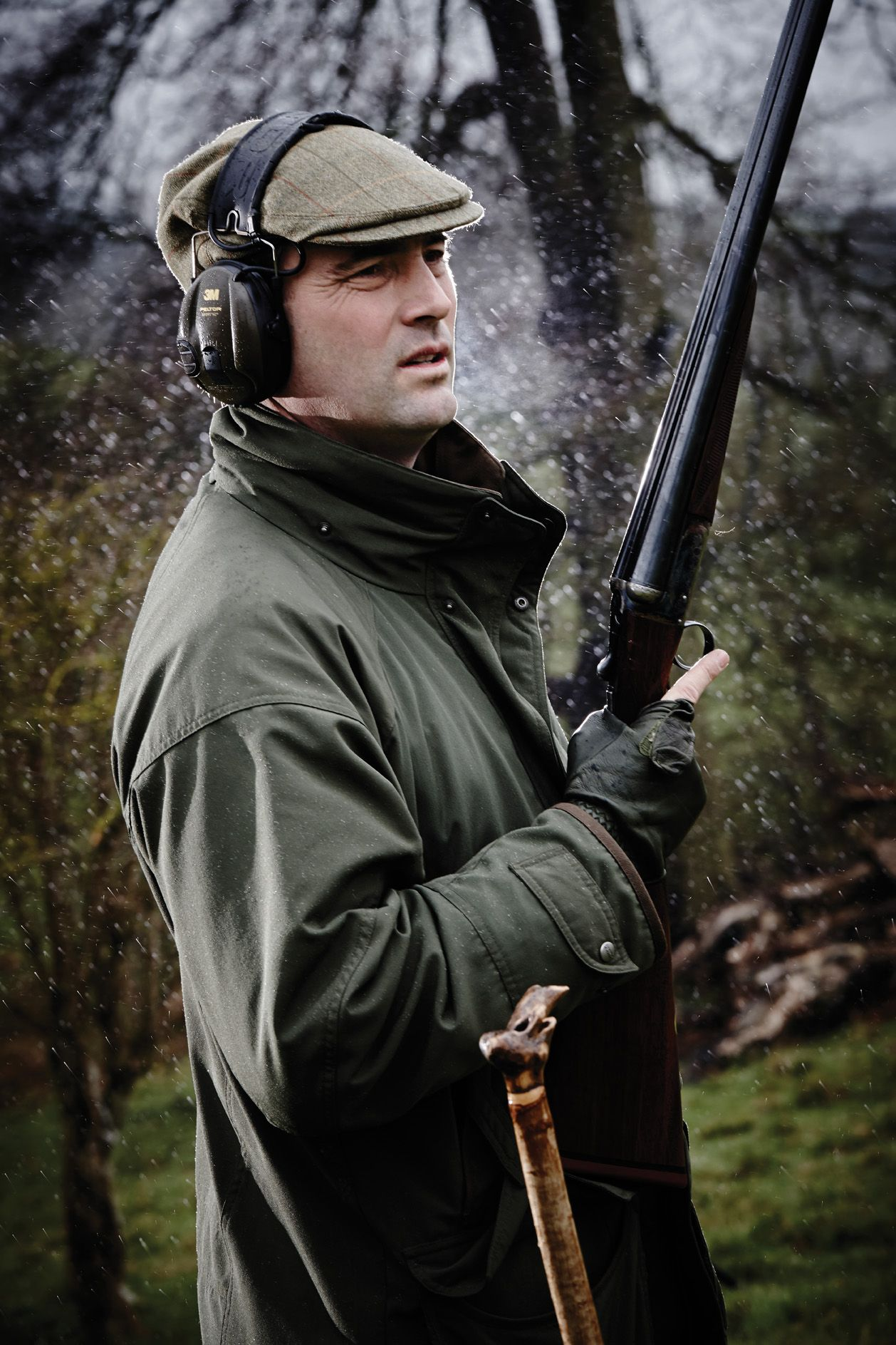 Schoffel Ptarmigan Extreme - highly technical shooting jacket for the most extreme conditions | Philip Morris and Son
