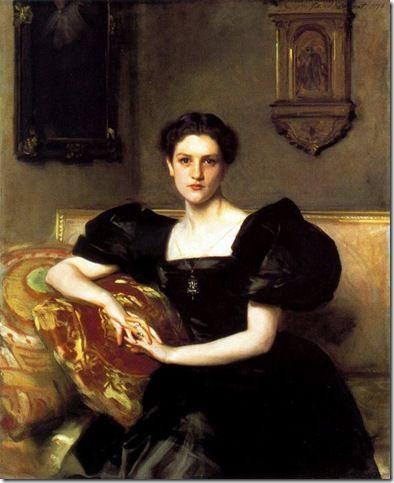 John-Singer-Sargent - Elizabeth Winthrop Chanler