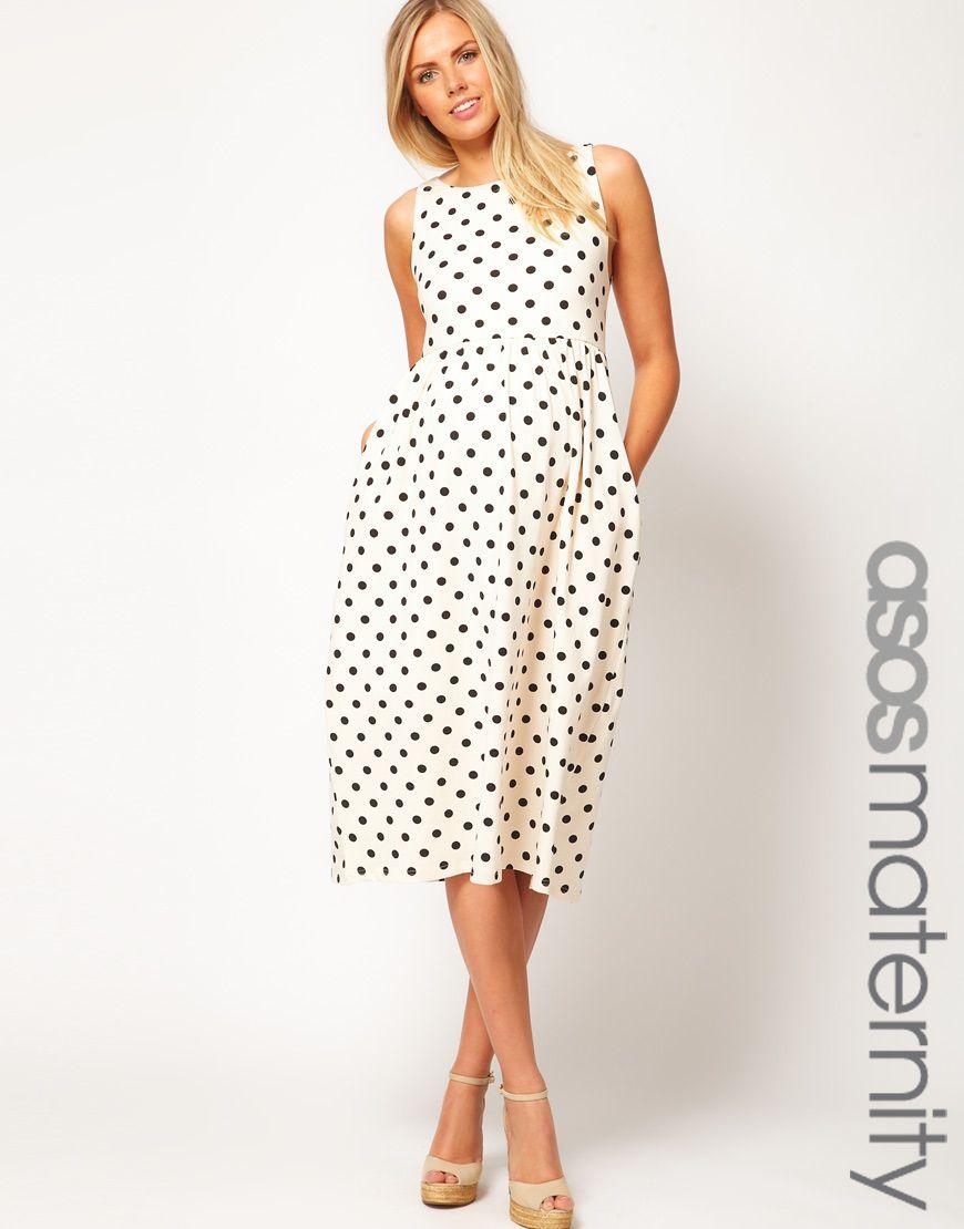 perfect maternity dress!