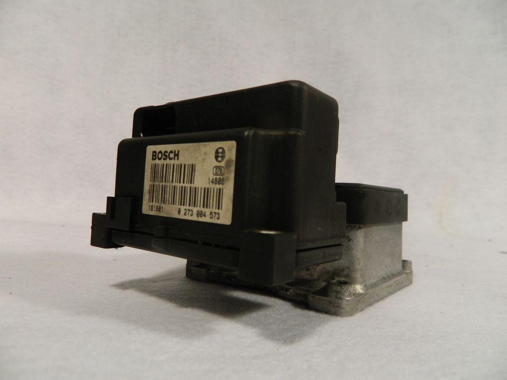 2001 2004 Volkswagen Vw Passat 0 273 004 573 Abs Control Module Anti Lock Brake Volkswagen Bosch