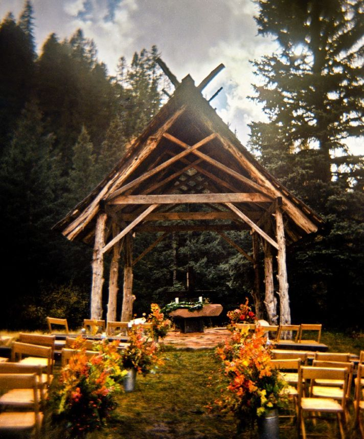 Wedding Venue For Gypsy Outdoor Bohemian Brides
