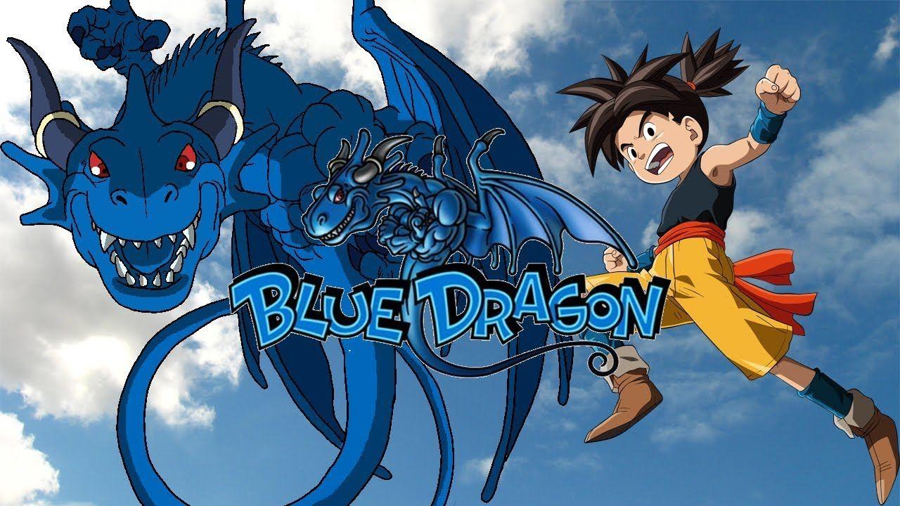 Blue Dragon Stream