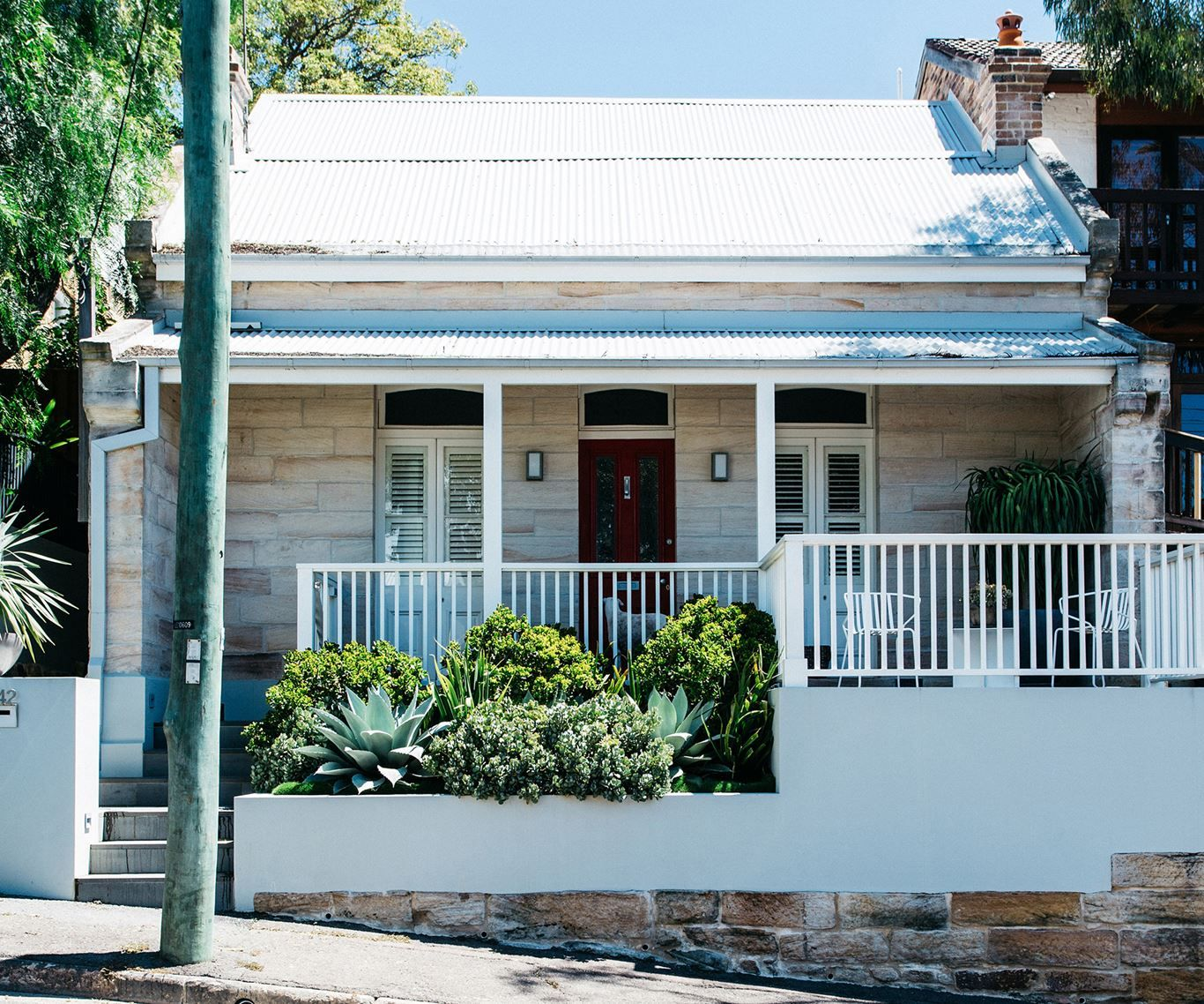 A Heritage Sandstone Cottage Renovation | Architectural Admirations ...
