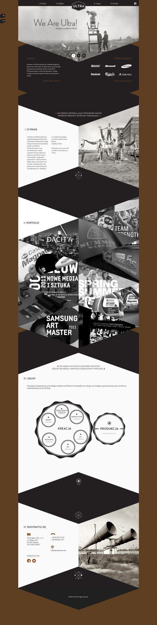 Ultra – We Are Ultra – Creative Agency – Webdesign inspiration www.niceoneilike.com