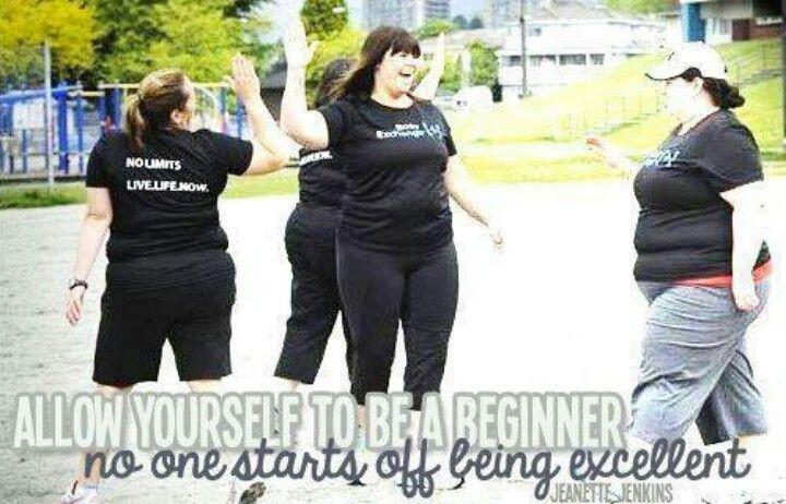 Everyone begins somewhere.