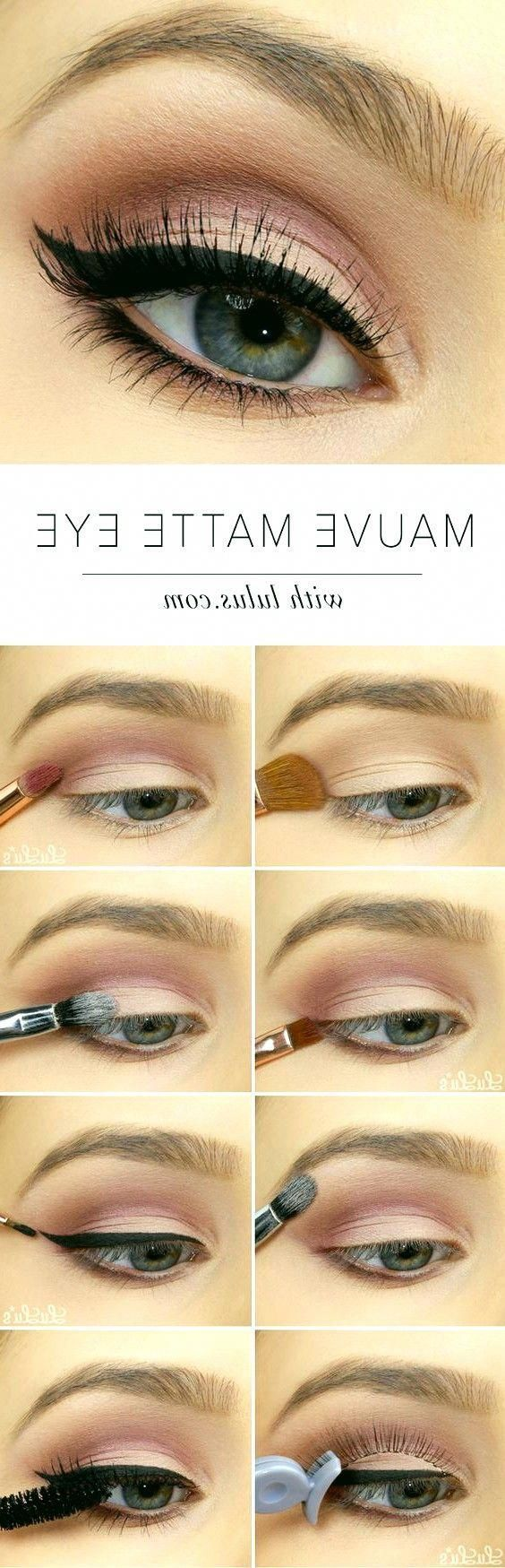 15 Easy Step by Step Bridal Eye Makeup Tutorials