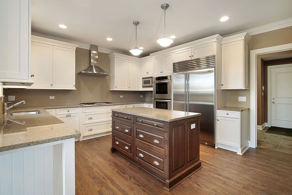 48 Luxury Kitchen Island Ideas DESIGNS PLANS Luxury Kitchens Gorgeous Beautiful White Kitchen Designs Plans