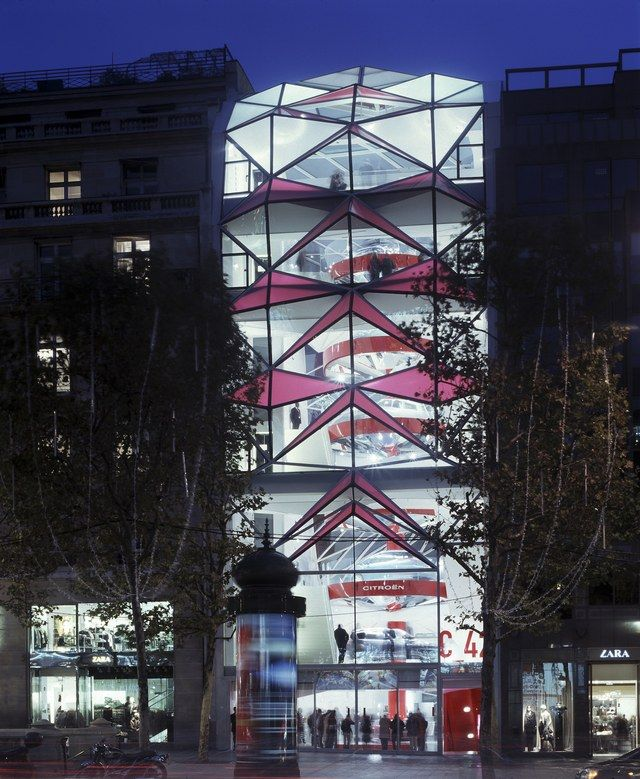 Lighting Stores In Paris: 7 Beautiful Buildings You Didn't Know Were Designed By