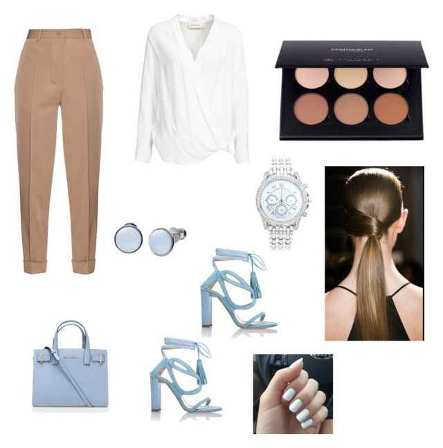 """❄️"" by campaigndessie on Polyvore featuring Bottega Veneta, By Malene Birger, Chelsea Paris, Kurt Geiger, Skagen, Lane Bryant, women's clothing, women, female and woman"