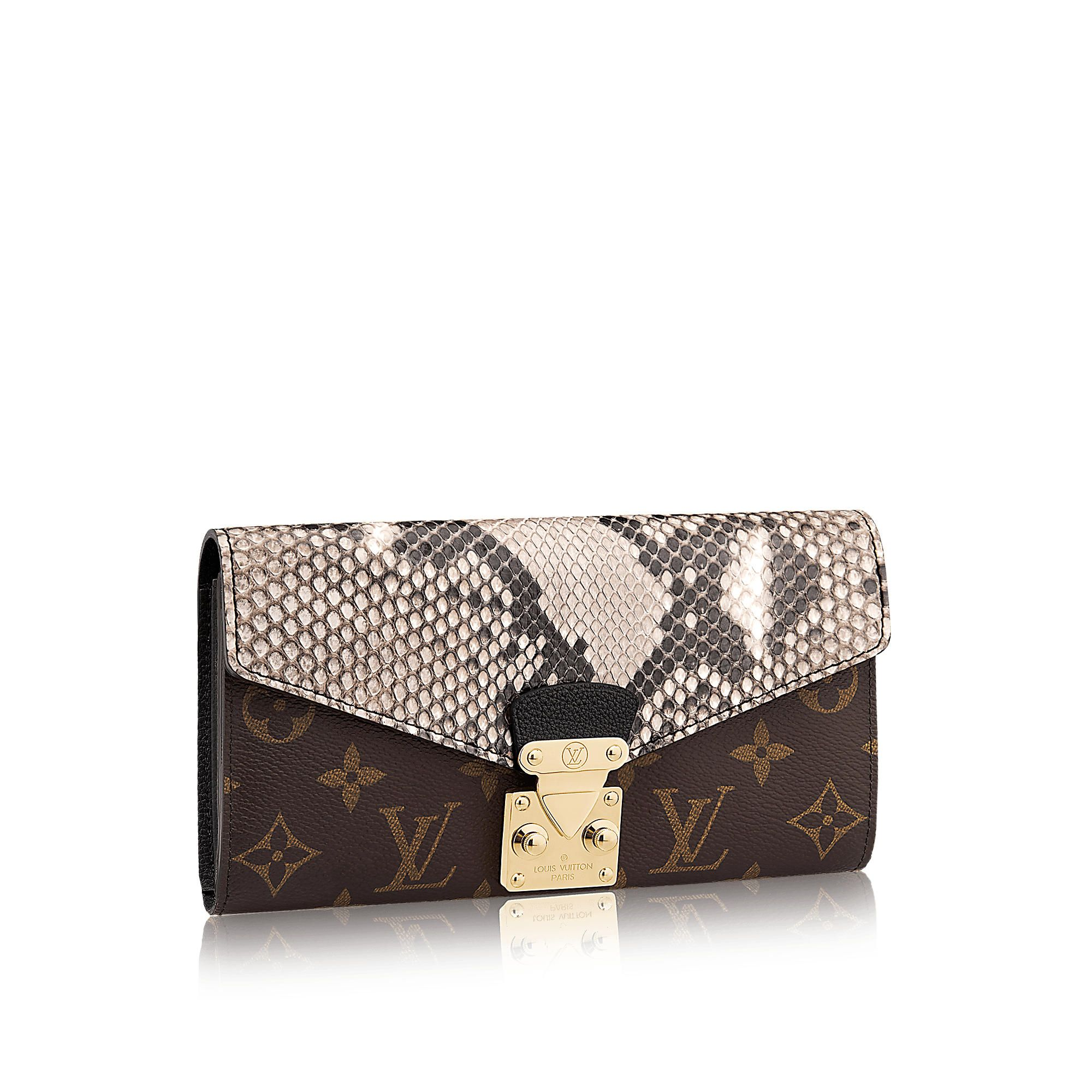 659a0b4182a00 Pallas Wallet via Louis Vuitton