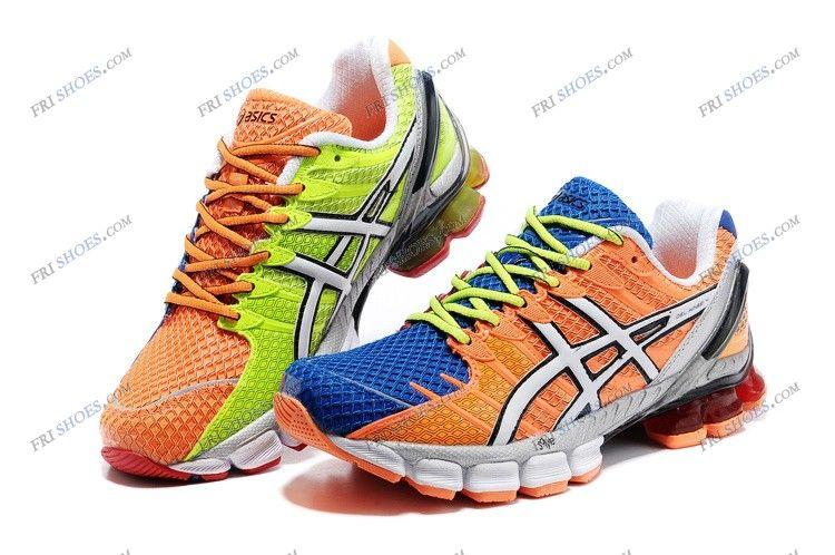 Australian Brand Shoes Shop: Asics Shoes - Mens Asics Gel Kinsei 5 White/Silver