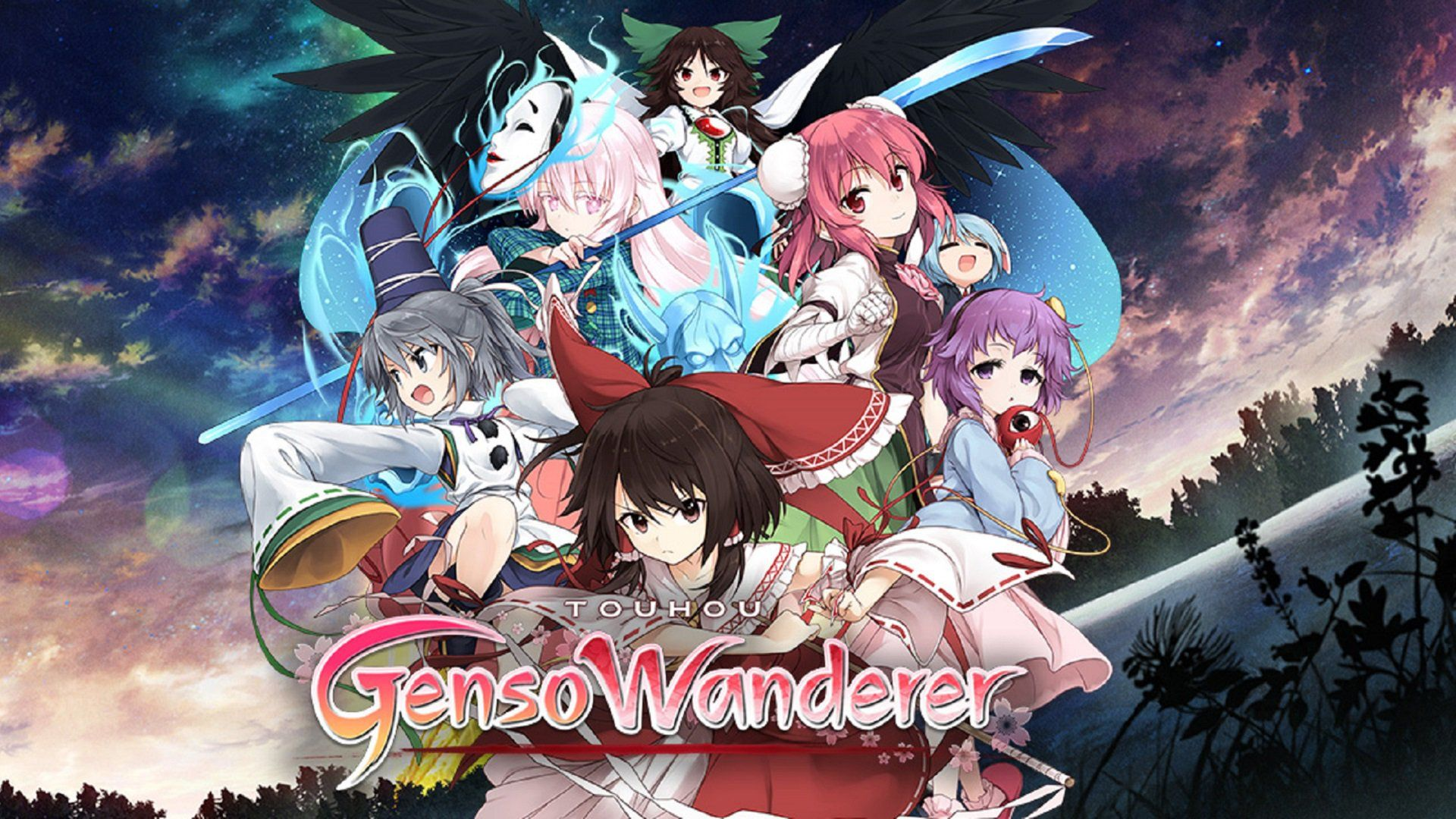 Touhou Genso Wanderer Review Dungeon Diving in Dim