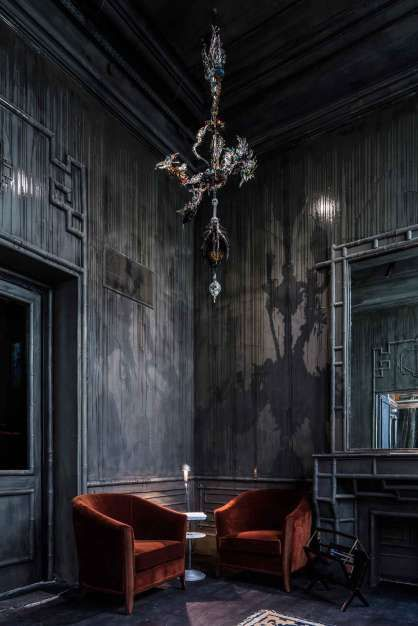 Legendary nightclub les bains paris becomes a luxury hotel for Hotel design paris 8