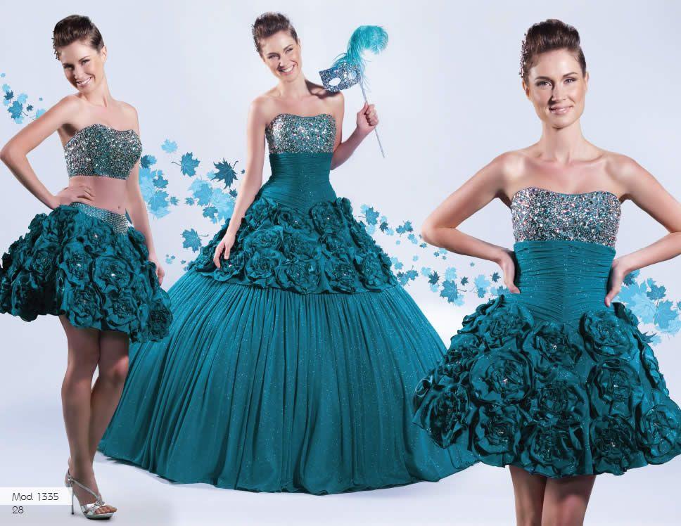 Vestidos De 15 Anos Modernos: NINA RESENS Quinceanera Dresses